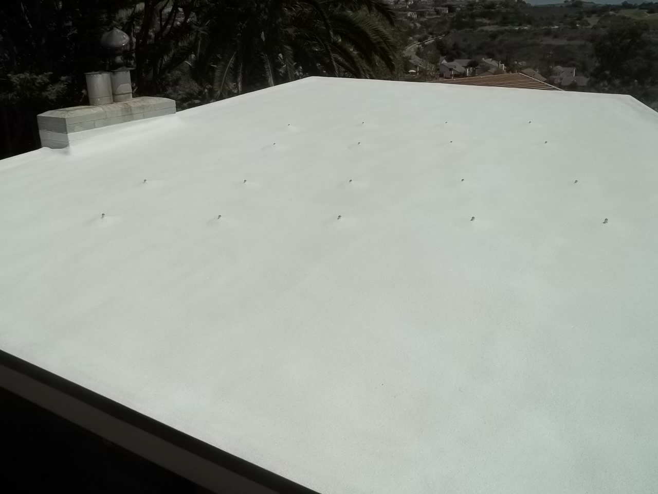 Residential Spray Foam Roofing Cool Roof Systems