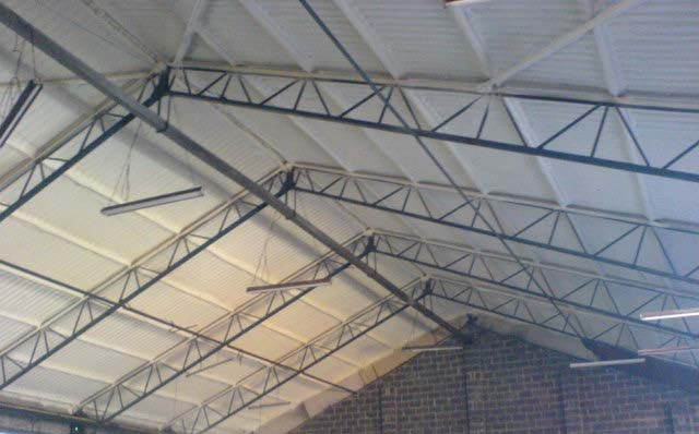 Commercial Spray Foam Insulation Cool Roof Systems